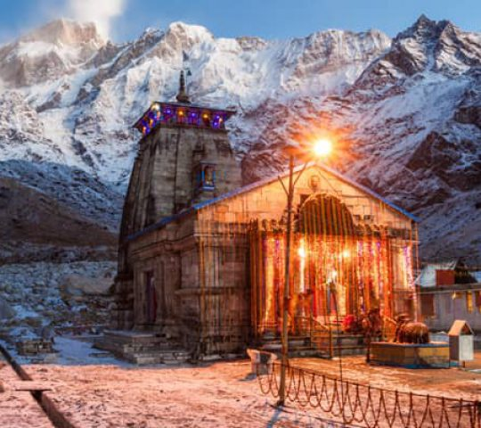 CHARDHAM HELICOPTER YATRA 5N/6D