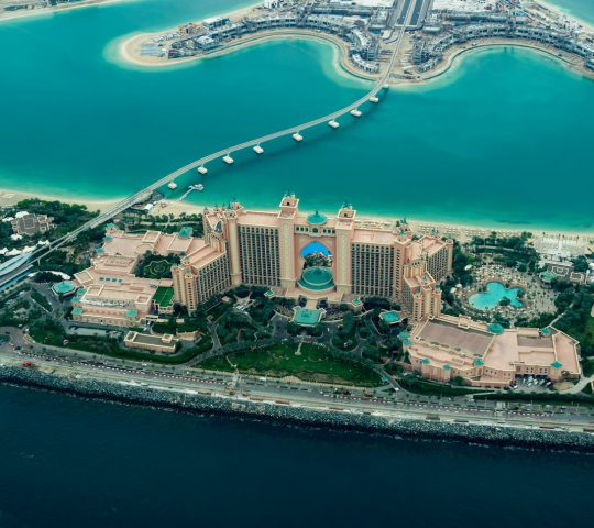 Experience Dubai With Ferrari World ( 4 Nights / 5 Days )