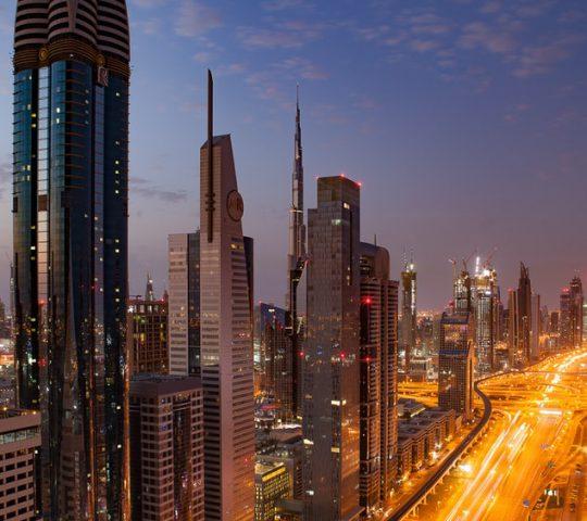 Dubai With Palm Atlantis ( 5 Nights / 6 Days )