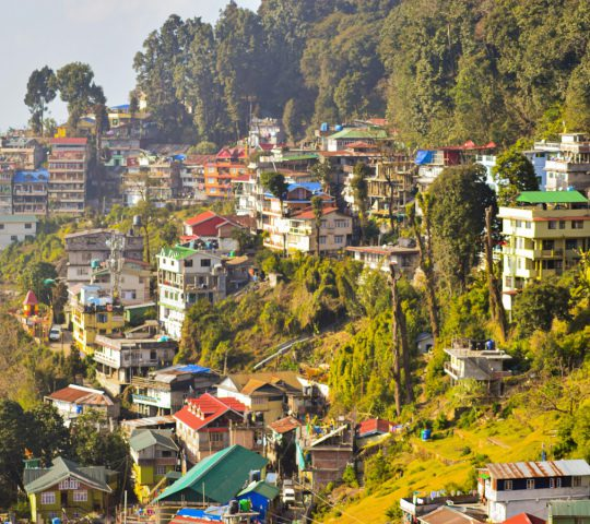 DARJEELING, GANGTOK & LACHUNG TOUR 6 NIGHTS / 7 DAYS