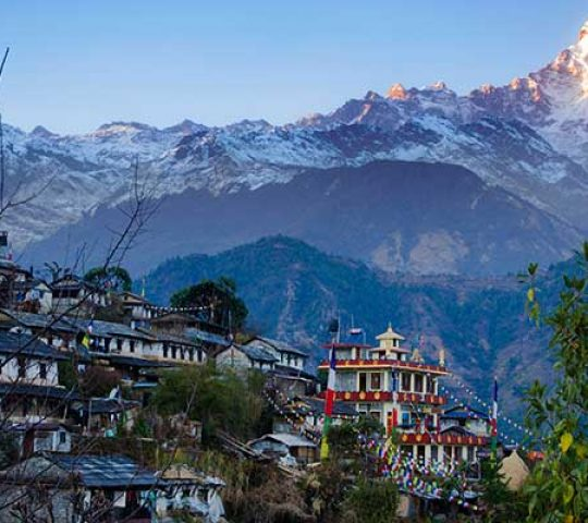 Picturesque Nepal Tour Package | 4N / 5D